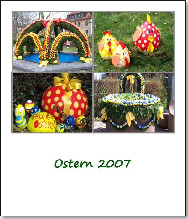 2007 ostern