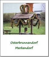 osterbrunnen in merkendorf