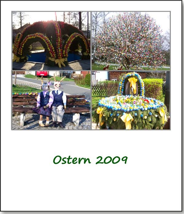 2009 ostern