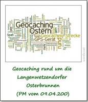 2009-presse-geocaching-langenwetzendorfer-osterbrunnen