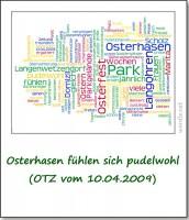 2009-presse-otz-osterhasen-fuehlen-sich-pudelwohl