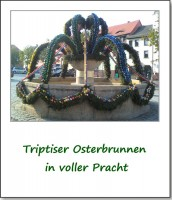 osterbrunnen in triptis