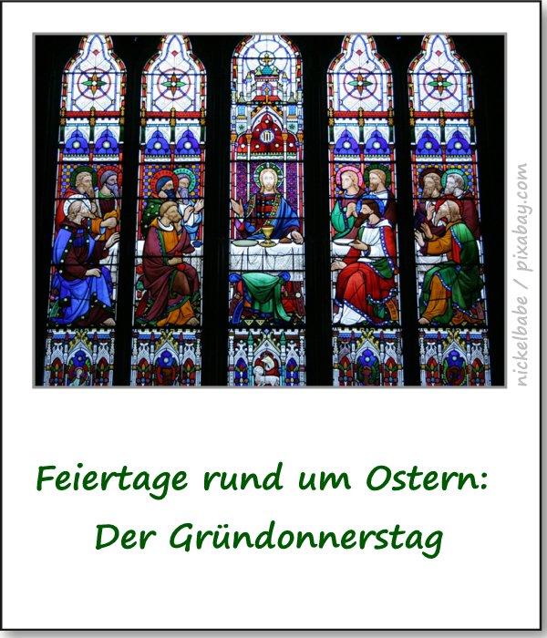 Gründonnerstag Osterbrunnen In Langenwetzendorf