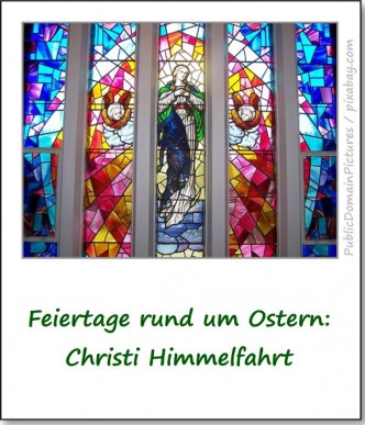 Christi Himmelfahrt Feiertag Bw