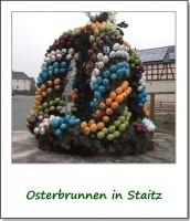 osterbrunnen in staitz