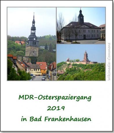Ostern 2019 Mdr Osterspaziergang In Bad Frankenhausen