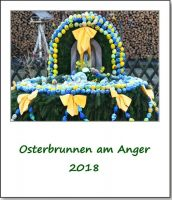 Osterbrunnen am Anger
